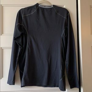 Nike pro fitted dry fit shirt